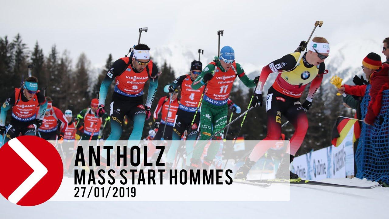 MASS-START HOMMES ANTHOLZ (27.01.2019)