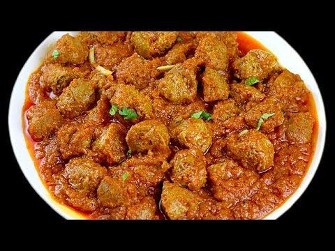जब घर में ना हो कोई सब्ज़ी तो बनाये ये स्वादिष्ट मसाला सब्ज़ी   Nutri Soya Chunks Curry protein-rich