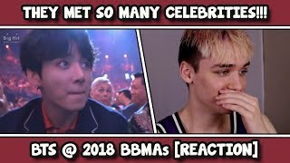 [EPISODE] BTS @ Billboard Music Awards 2018 REACTION