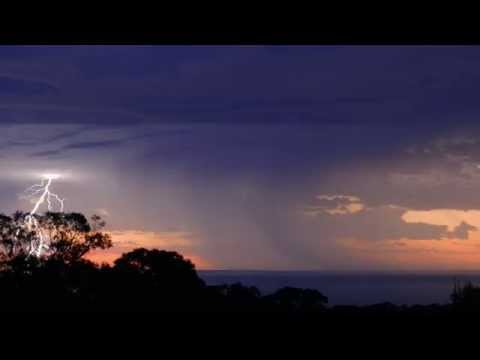 Perth Lightning | Glider Crash