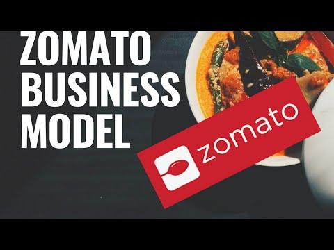 Zomato Business Model | How Zomato earns Money
