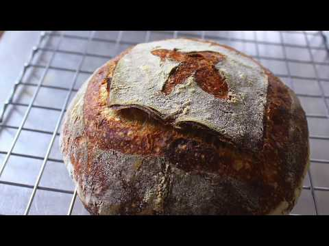 How to proof sourdough bread dough overnight or longer without  a proofing cloth or bannetone