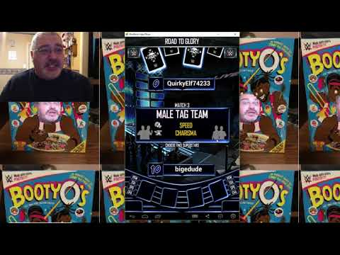 WWE Supercard - Something I've Never Done Before!! Thanks For Watching!