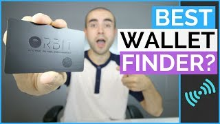 Orbit Card Bluetooth Tracker Review - Thinnest Wallet Tracker?