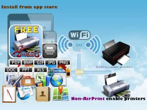 how to print or scan to a hp printer from your phone iphone pdf