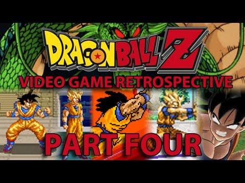 Dragon Ball Z Video Game Retrospective - PART 4 The RPGs