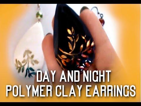 274 - Polymer clay tutorial - DIY