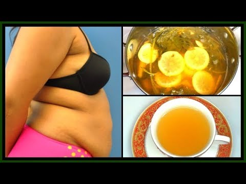 Drink This To Burn Belly Fat 5x Faster, Melt Belly Fat Overnight |Khichi Beauty