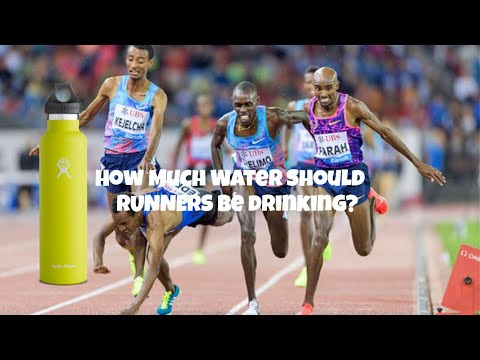 How Much Water Should Runners Be Drinking? (Long Distance)