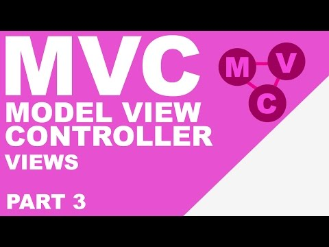 Simple MVC in PHP (3/4) - Views
