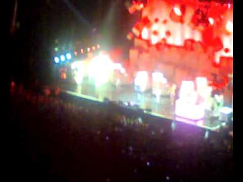 The Pet Shop Boys o2 london 19/06/09