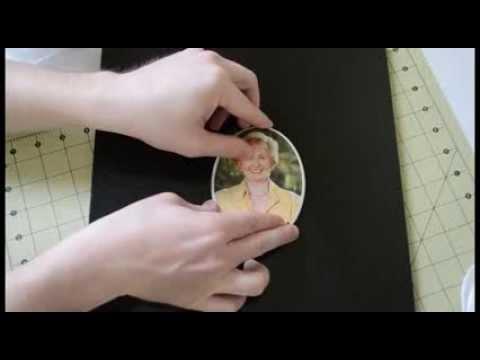 MemorialPics - Place a Ceramic Picture on a Headstone
