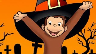 Curious George 🐵👻HALLOWEEN SPECIAL - Pirate's costume 🎃Kids Cartoon 🐵Kids Movies | Videos for Kids