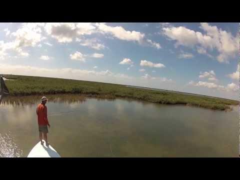Flyfishing South Texas Redfish