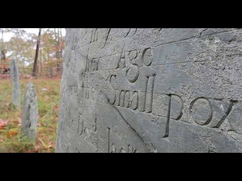 Spooky smallpox cemetery in Chatham