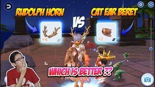 Ice Apple VS Firmament Horn VS Cat Ear Beret - ROM Eternal Love (SEA)
