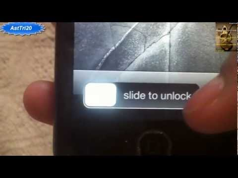 How To Change Slide To Unlock Text Color On iPhone 5/4s/4/3Gs, iPod Touch & iPad Mini iOS 6.1.3/5.1