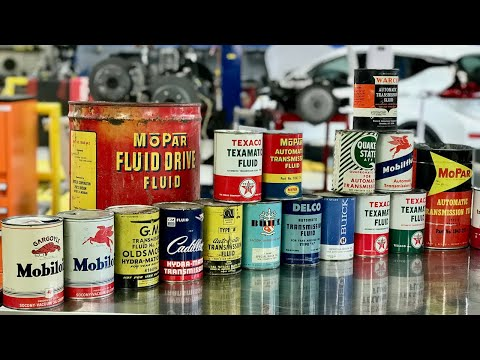 The History of Automatic Transmission Fluids (ATF): Part 1 - Introduction