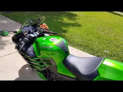 2 week review of my 2015 Kawasaki  ZX14R