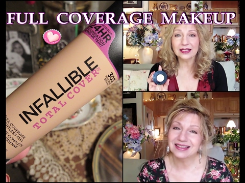 My 1# Favorite Drugstore Foundation For The Older Woman - Mature