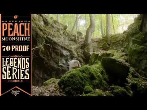 Sugarlands Shine Legends Series Mark Rogers American Peach Moonshine