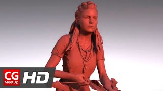 "CGI Animation Showreels HD: ""Horizon Zero Dawn Animation"" by Jonathan Colin"