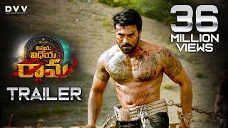 Vinaya Vidheya Rama Trailer - Ram Charan, Kiara Advani   Boyapati Sreenu   DVV Danayya   #VVRTrailer