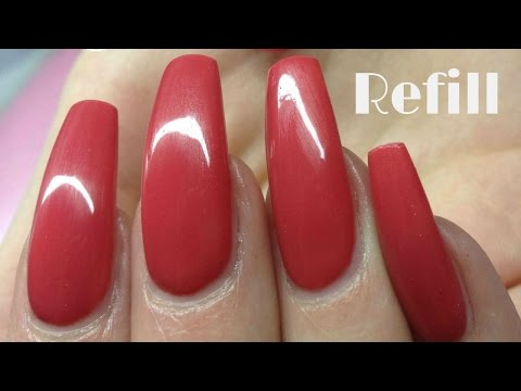 ♡ How to: Refill Gelnails