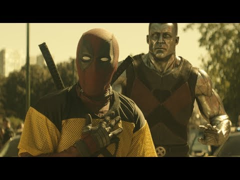 Watch Deadpool Try to Become an X-Men in 'Deadpool 2' | Anatomy of a Scene
