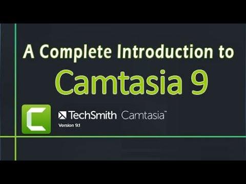 Camtasia 9 Tutorial: How to Use Camtasia to Make a YouTube Video