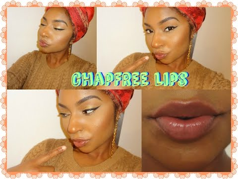 How to Get ChapFREE Lips !!!