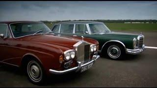Grosser vs. Corniche: Old Car Challenge Part 1 - Top Gear - BBC