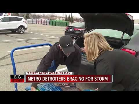 Michigan State Police encourage residents to prepare for severe weather