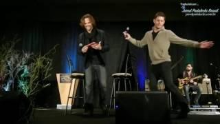 Jared e Jensen - Passos Favoritos de Dança (SeaCon 2017)