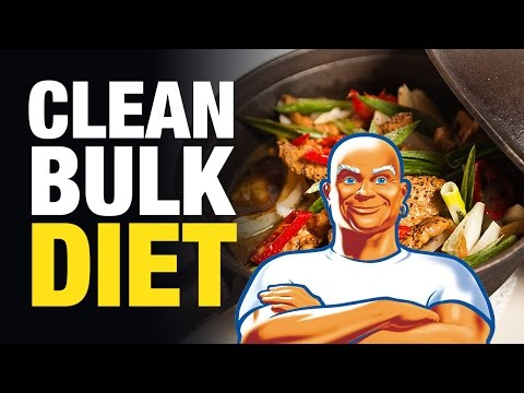 Bulking Diet: The Perfect