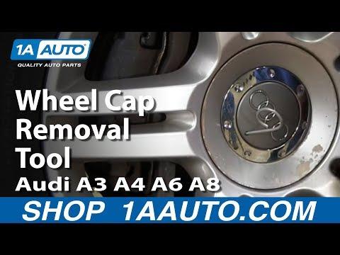 Special Audi Center Wheel Cap Removal Tool Audi A3 A4 A6 A8