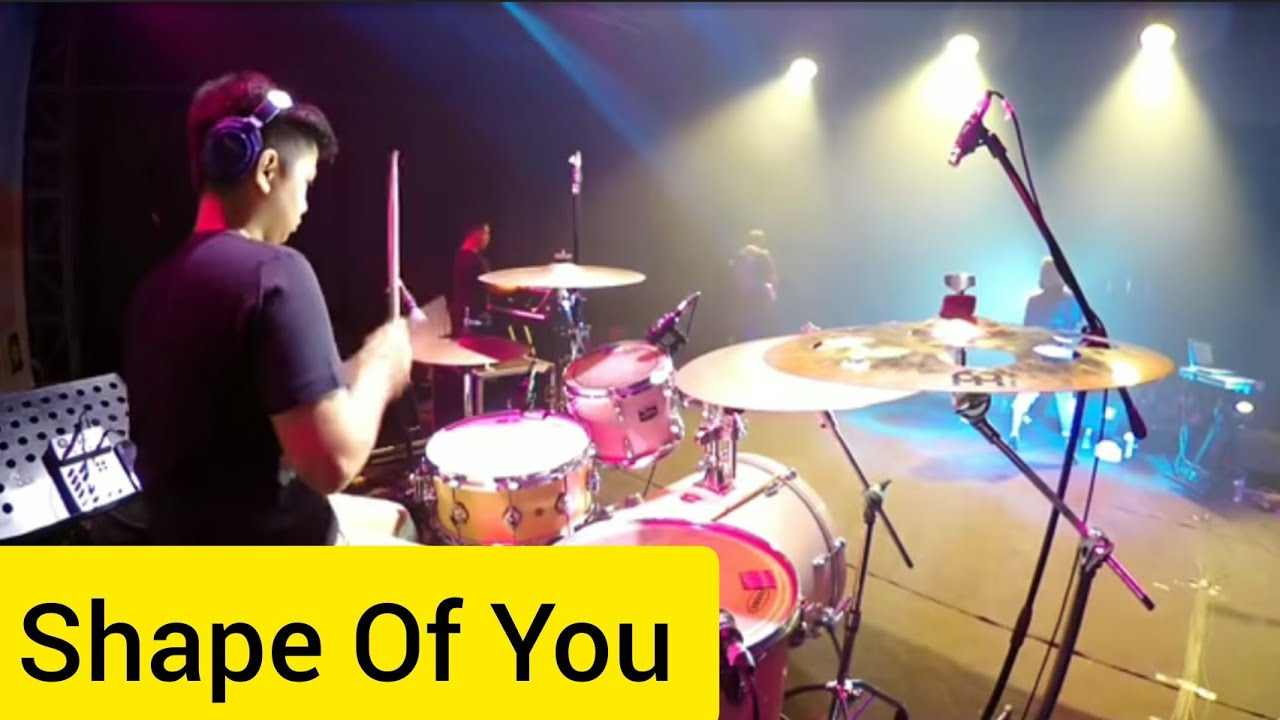 Download MARION JOLA WITH MJSQUAD -- OPENING -- SHAPE OF YOU. (CLAY NETHANEL DRUM CAM) MP3 Gratis