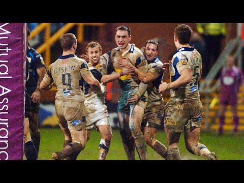 Leeds Rhinos v Hull FC 2007