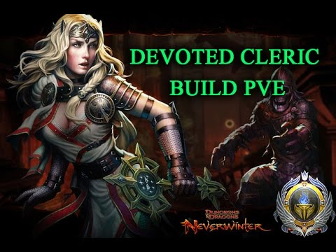 Devoted Cleric BUILD PVE