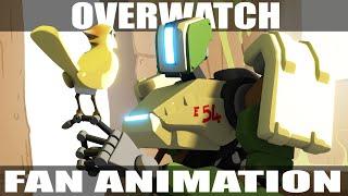 "Overwatch Animated Short | ""Bastion"""