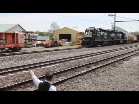 Lancaster, PA Train