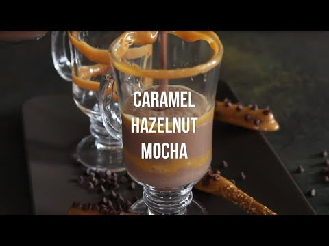 Caramel Hazelnut Mocha