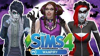 The Sims 4 Wampiry 03 Będzie Dziecko
