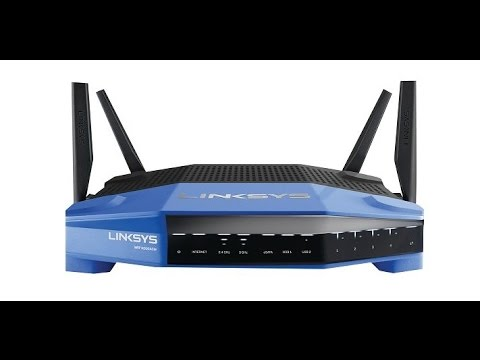 Linksys WRT3200ACM MU-MIMO Tri-Stream 160 Gigabit Wi-Fi Router