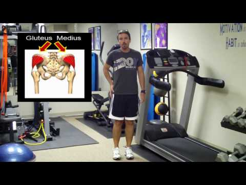 Gluteus Medius Workout For Runners