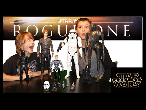 Surprise Rogue One Merch Unboxing!