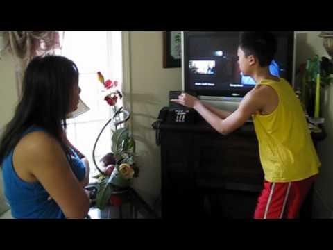 Videophone Call - Ontario Canada & Iligan City Philippines