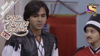 Yeh Un Dinon Ki Baat Hai | Sameer Supports Naina | Best Moments