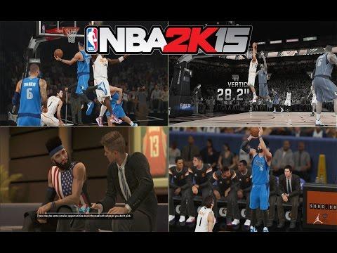 NBA 2K15 MyCAREER - Gatorade or Sprite? Tyler King Is Not Human!