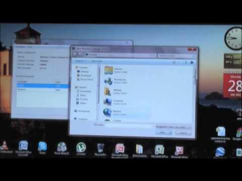 Change language on windows 7 Home Premium